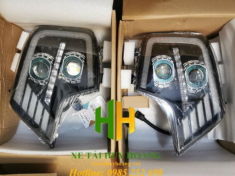 Đèn pha led Howo A7