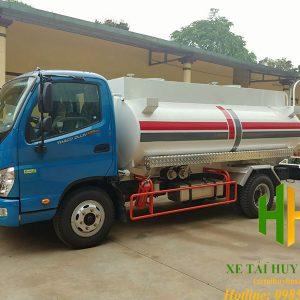 Xe bồn chở xăng dầu Ollin 500
