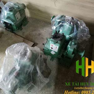 Bơm nước 60m3/h xe phun nước rửa đường