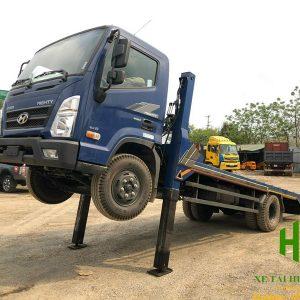 Xe nâng đầu chở máy công trình Hyundai EX8