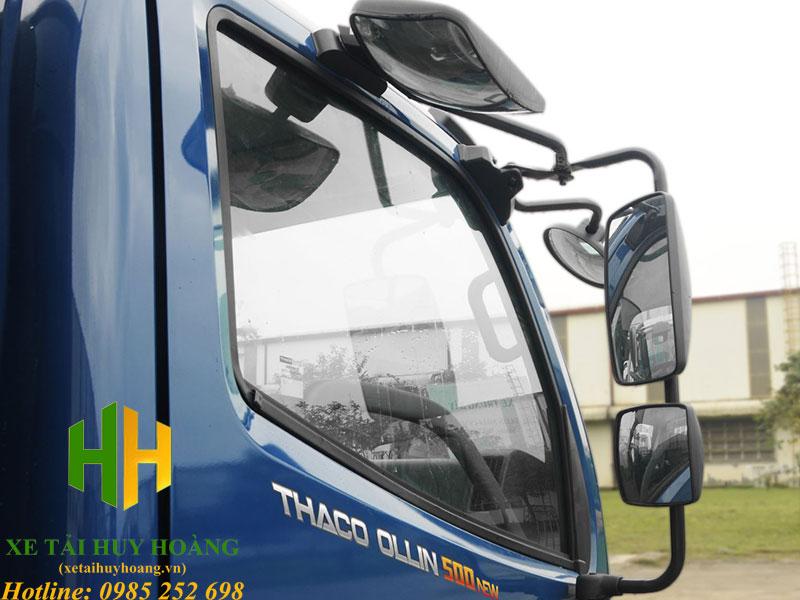 Gương chiếu hậu xe Thaco Ollin 500B